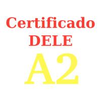 Certificado español DELE A2