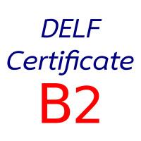DELF test B2