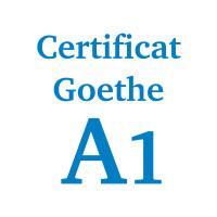 Examen d'allemand Goethe A1