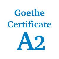 Goethe test A2