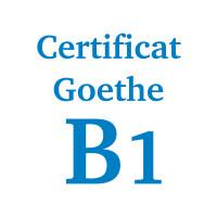 Examen d'allemand Goethe B1