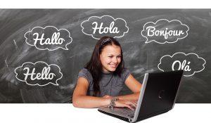 Escuela de idiomas en linea